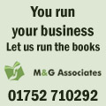 M and G Associates Accountancy Services Devon | Small Business Accounting | Payroll | Bookkeeping | Plymouth Cornwall