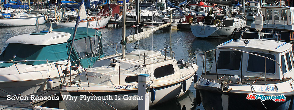 Seven Reasons Why Plymouth Is Great