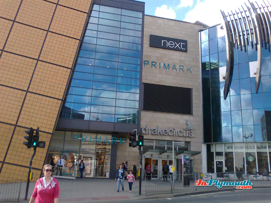 Drake Circus Mall, Plymouth