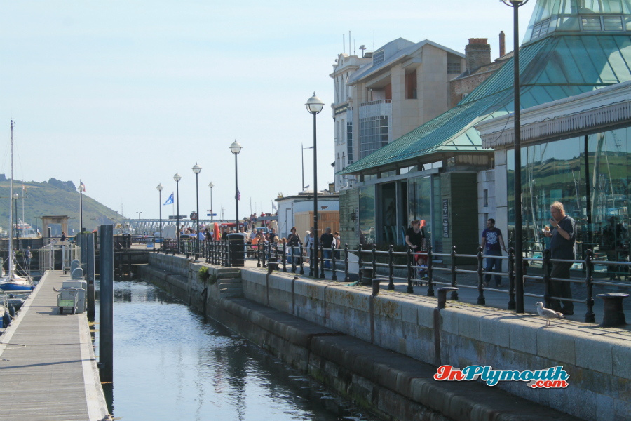 Plymouth Barbican restaurants