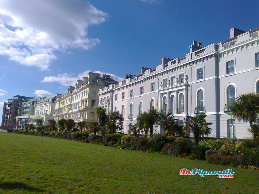 Plymouth Hoe hotels and aparments