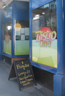 Bistro One Plymouth