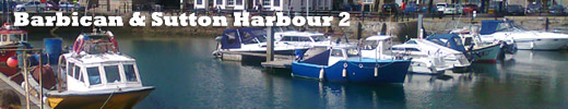 Plymouth Barbican and Sutton Harbour photo gallery 2