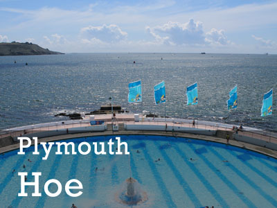 Plymouth Hoe photo gallery