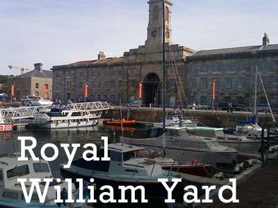 Royal William Yard photo gallery