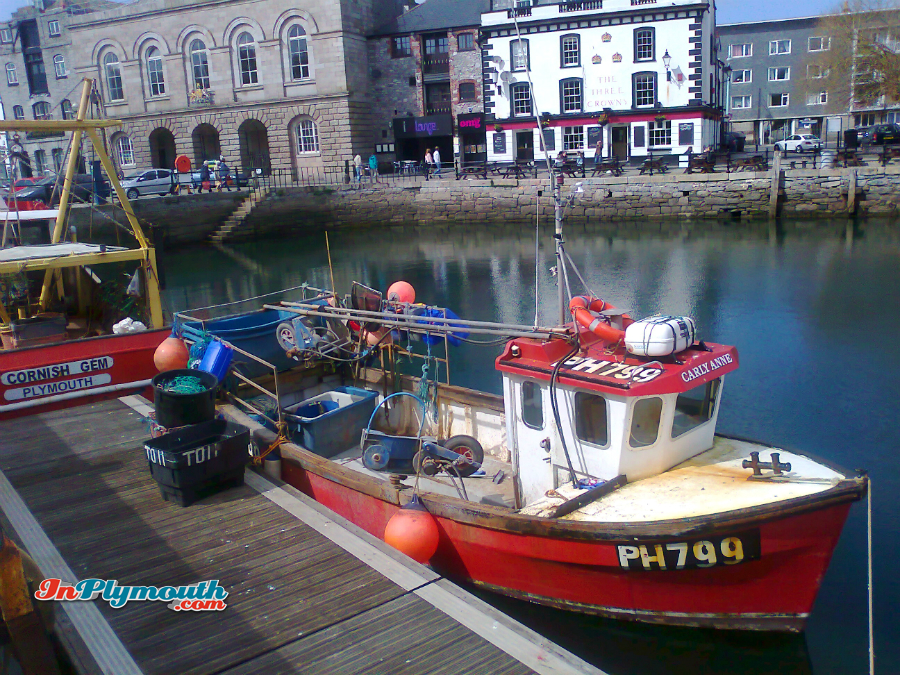 Sutton Harbour, Plymouth