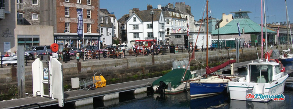A Tour of Plymouth Barbican