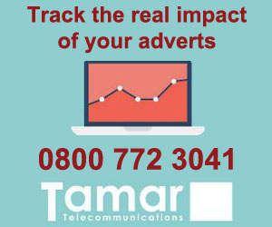 Track the real impact of your adverts with Tamar Telecom