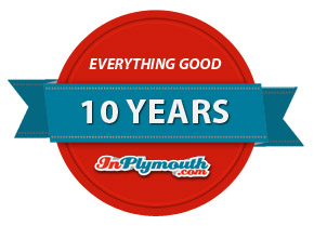 InPlymouth.com is 10 years old!