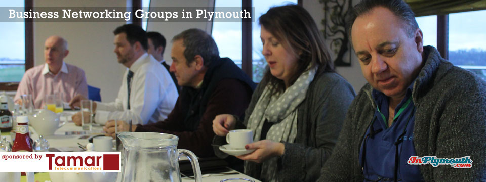 Business Networking Groups in Plymouth