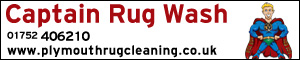 Plymouth rug cleaning superhero Captain Rug Wash