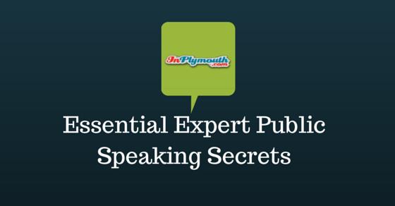 Essential Expert Public Speaking Secrets