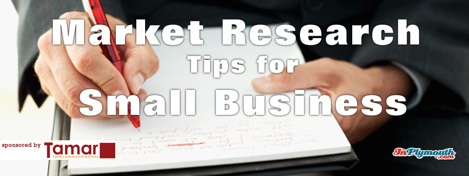 Market Research Tips for Small Business