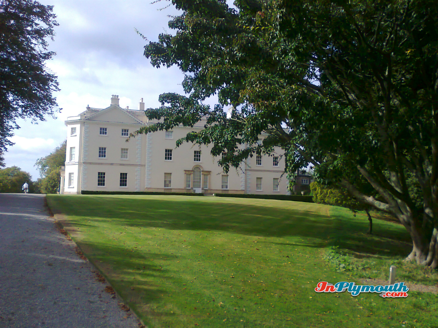 Saltram is a great day out from Plymouth