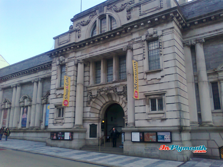 Plymouth Museum and Art Gallery