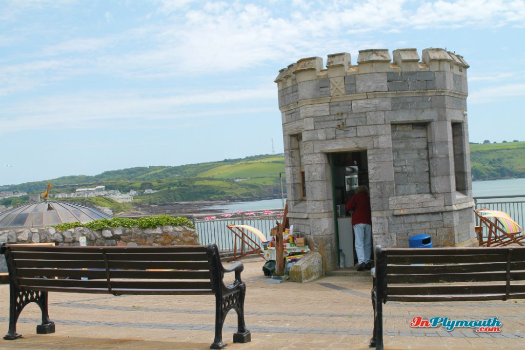 Plymouth Hoe Summer 2015