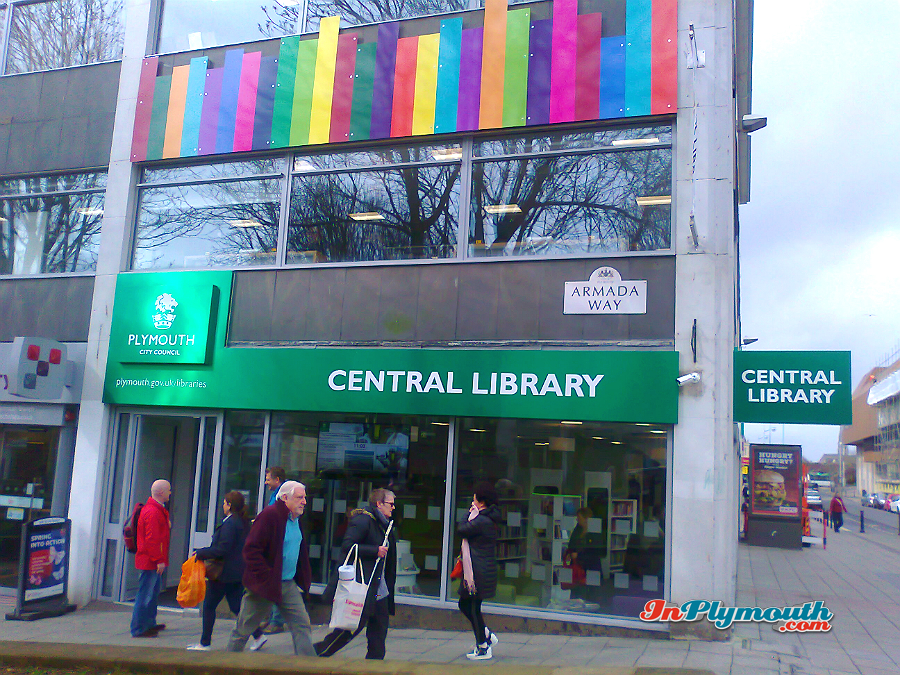 Central Library 2016