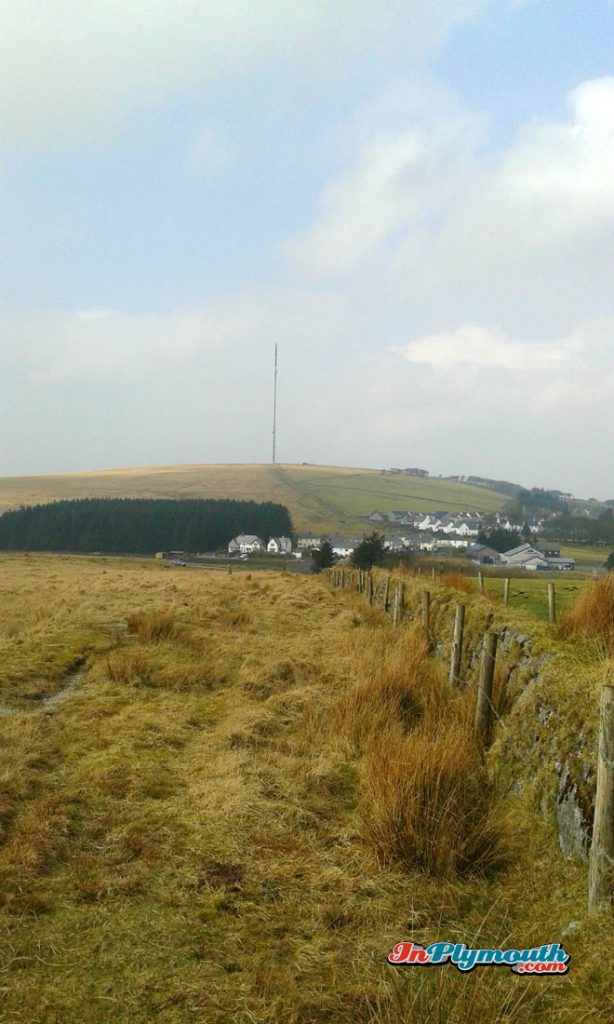 North Hessary Tor March 2015