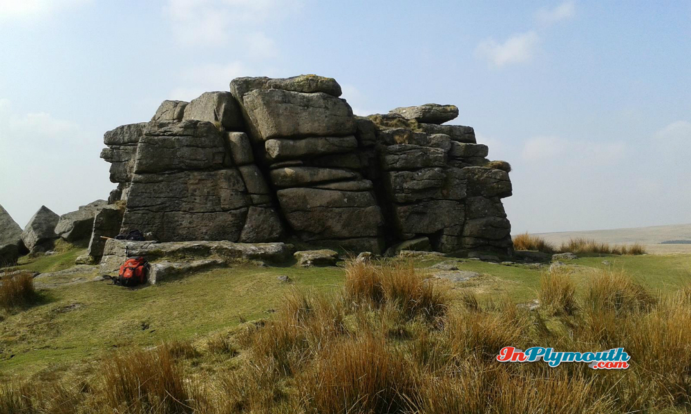 South Hessary Tor March 2015