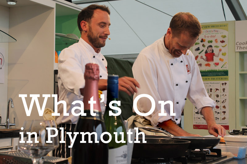What's On in Plymouth