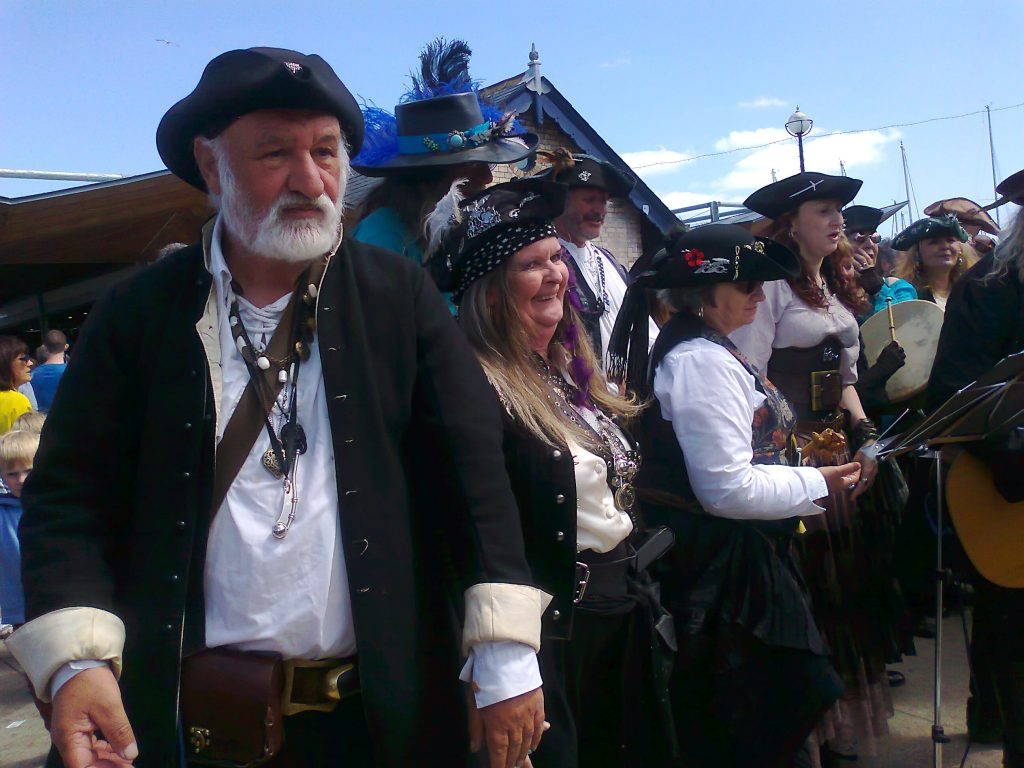 Pirate Weekend 2015